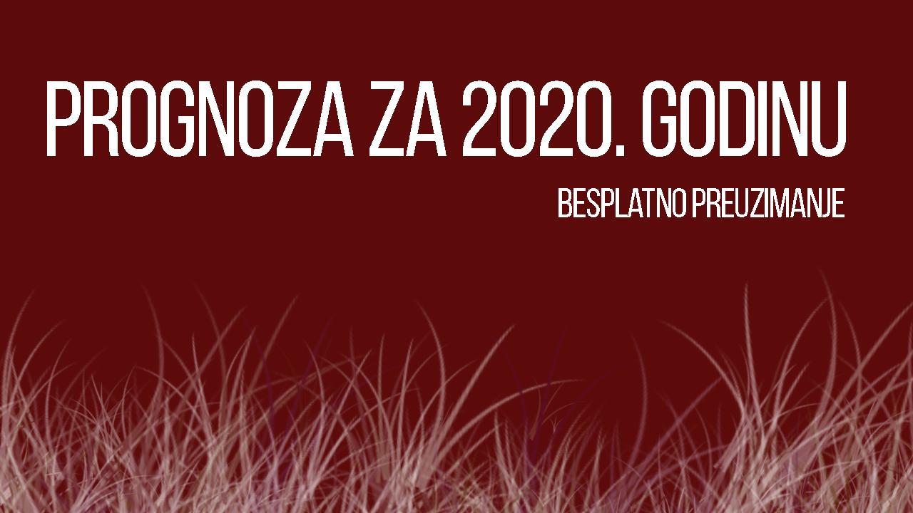 Prognoza za 2020