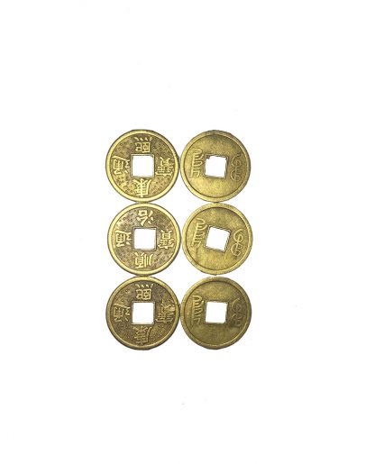 Slana Voda Komplet kineski novčići