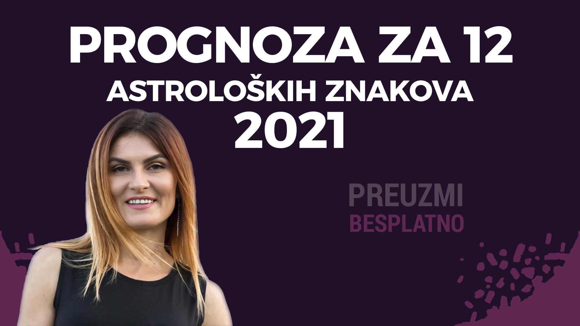 Prognoza za 12 znakova 2021